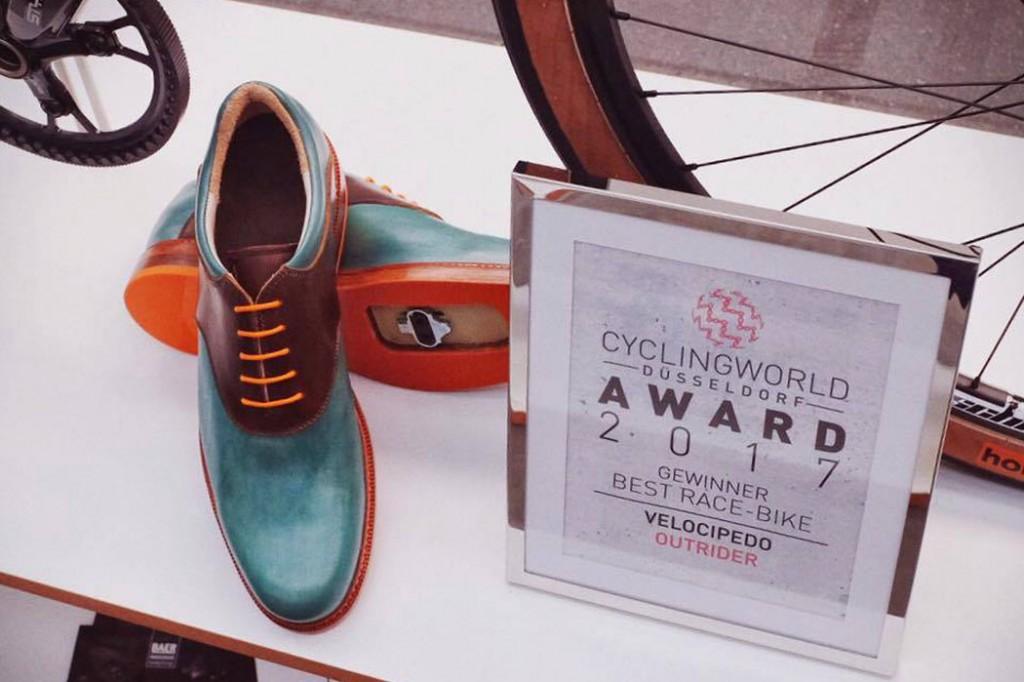 Award Velocipedo Schuh
